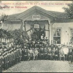 Hamidiye school Trabzon in 1907