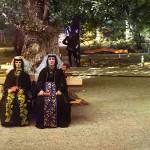 Armenian women in holiday attire. [Artvin]  Prokudin-Gorskiĭ, Sergeĭ Mikhaĭlovich, 1863-1944, photographer