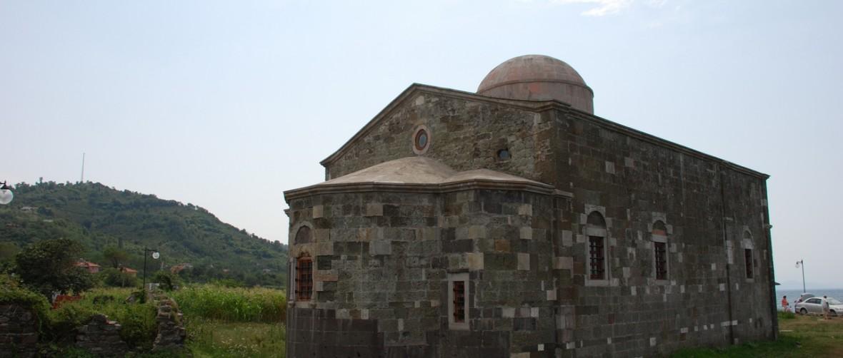 Iason promonotory, Greek church Bolaman Ordu Turkey