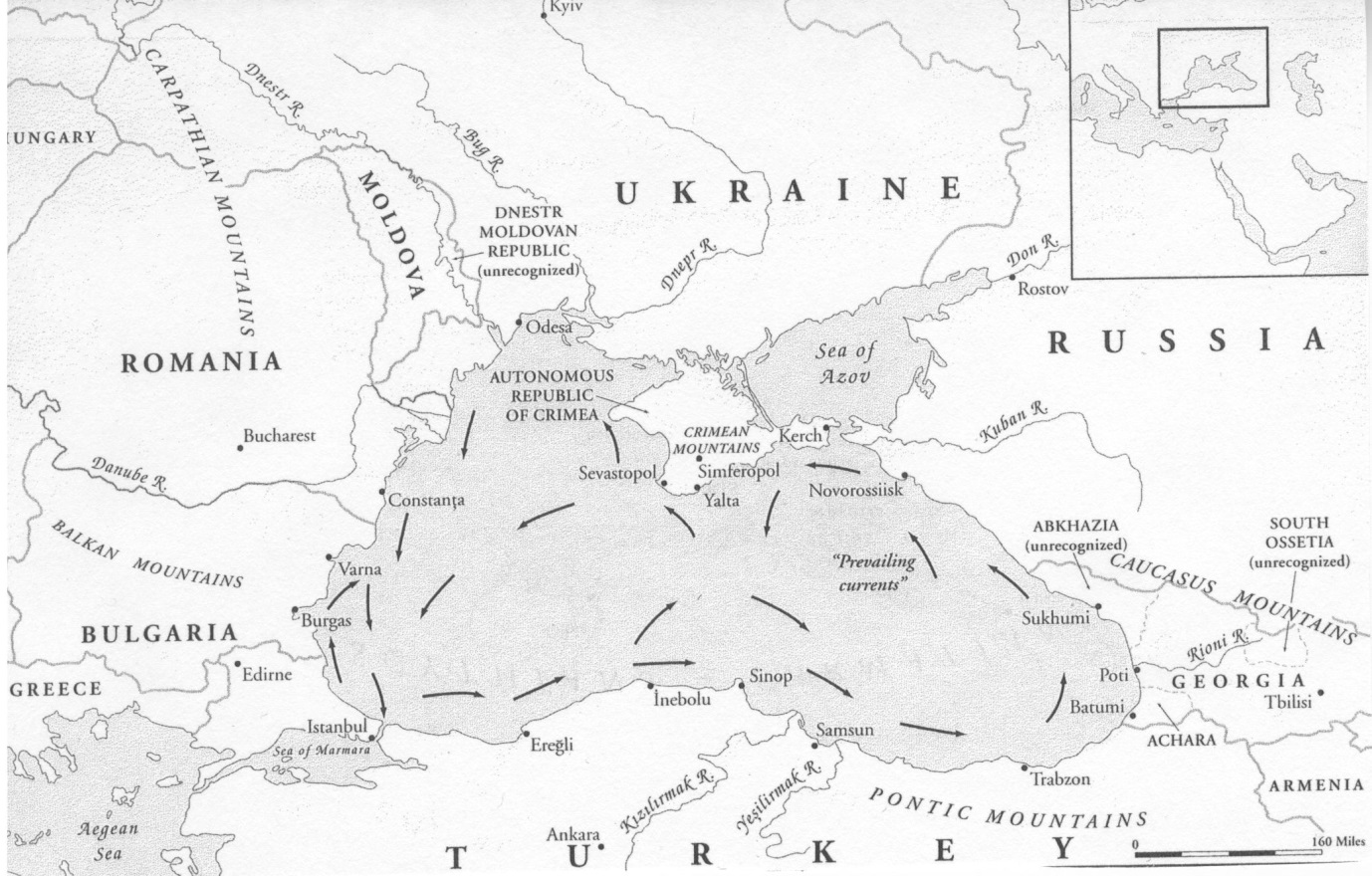 the black sea region history essay Black sea caucasus  in this sense islam's roots lay partly in the teachings and practices of the region's two earlier monotheisms  the christian periphery.