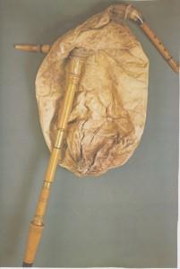 Figure 2.  Gaida bagpipe