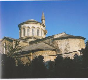 Figure 7. St Eugenios (Yeni Cuma mosque) (Kokkas 2005, p. 131)