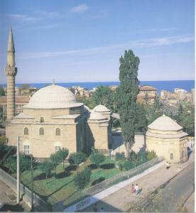 Figure 9. Gulbahar Hatun Mosque (Yücel 1988, p. 51)