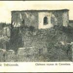 Comnenos palace at Trabzon
