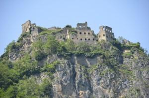 Obscure Monasteries of Trabzon, Kustul (St. Peristeria) monastery of Trebizond