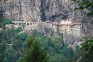 Monastery of Panagia Sumea, Trabzon