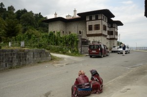 Memis aga konak Surmene, Trabzon