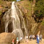 Agaran Waterfall is the only waterfall in Rize Photos: © Copyright özhan Öztürk