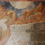 Christian art. Frescoes of Hagia Sophia of Trebizond Photo: © Özhan Öztürk