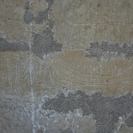 graffiti dating from the late 1200s at the wall of Hagia Sophia Photo: © Özhan Öztürk