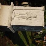 gravestone from Trabzon Byzantine era, Asia Minor Photo: © Özhan Öztürk
