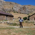 Villager at Kromni Photo © Copyright Özhan Öztürk