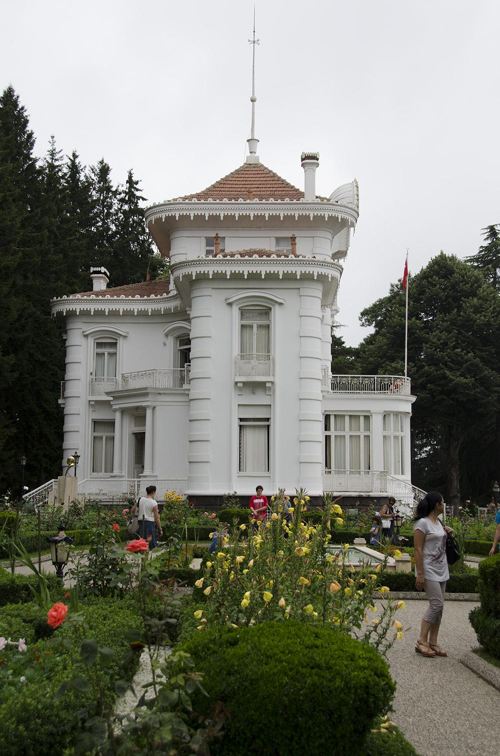 Ataturk Pavillion Trabzon, Atatürk Museum, Ataturk kiosk ...