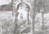 Figure 3: Tomb of Trabzon Metropolitan Constantios (1967) (Bryer 1968, p. 103)