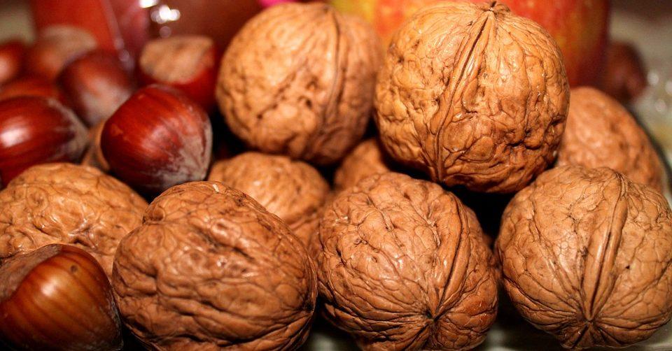 The Walnut from Turkish cuisine, Walnut and hazelnut