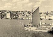 Trabzon port Ottoman era Turkey