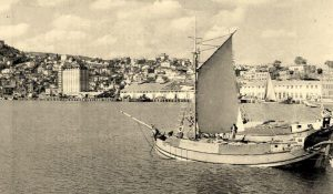 Trabzon port Ottoman era Turkey